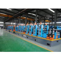 Intelligent Industrial ERW Pipe Mill , Stainless Steel Tube Making Machine Manufactures