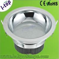 Buy cheap No Glare Hot Sell AC85-265V Round 30w Recessed LED Downlight With Φ264 * 110mm from wholesalers