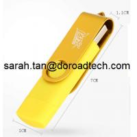 China Hot Sell Mobile Phone USB Flash Drive, Mobile Phone USB Pen Drive with Double Sockets on sale