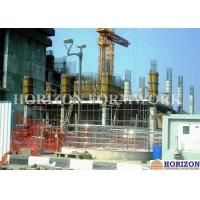 Flexibly Assembled Column Formwork with H20 Wooden Beam and Steel Walers Manufactures
