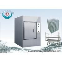 Floor standing Large Waste Autoclaves With Temperature Sensors For CSSD Manufactures