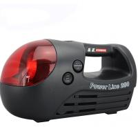 Black And Red Portable Air Compressor For Car Three In One Type 12v 280 Psi Manufactures