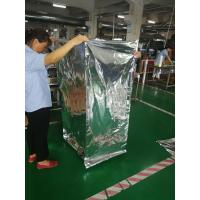 Big Size Foil Insulated Box Liners Gravure Printing Customized Size Manufactures