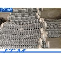 [China factory]Wholesale Diamond wire mesh fence,cyclone wire fence,chain link fence for sale Manufactures