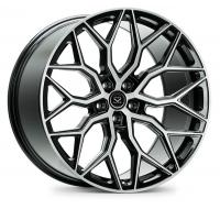 China Staggered Rims With PCD 5-120 For BMW X5 X6/ Gun Metal Machined Customized 20 Inch Forged Alloy Wheel Rims on sale