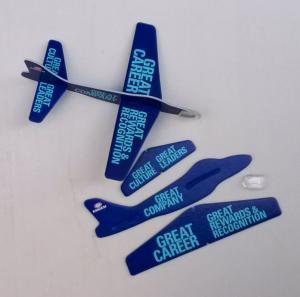 Foam Glider Planes, Sonic Flyer Manufactures