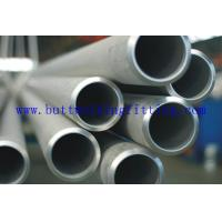 China ERW TP316L 304 Stainless Steel Welded Pipe , round steel tubing on sale