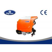 Dycon High Efficiency Commerce Double-Color Floor Scrubber Dryer Machine , Ground Cleaner Manufactures