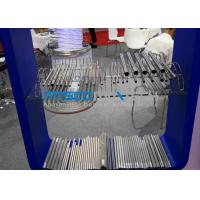 ASTM A213 304L Stainless Steel Instrument Tubing , Seamless Tube for Chromatogrphy Manufactures