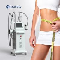 China Hot Promotion! 2019 new 4 in 1 VelaShape Cellulite Reduction Infrared RF Vacuum Cavitation Slimming Machine on sale