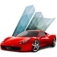 Nano Ceramic Auto Window Tint Film UV Protection Blue Solar Window Tint  Manufactures