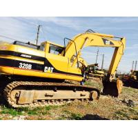 Japan made used caterpillar excavator 320B Manufactures