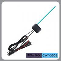 External Dab Car Radio Aerial Adhesive Mounting , Am Fm Receiver Antenna Manufactures