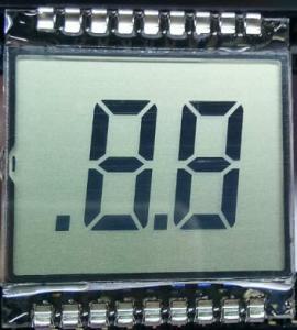 China Custom TN Lcd Segment Display For Electronic Equipment on sale