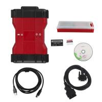 VCM II Automotive Diagnostic Tools V100 Latest Software Version For 16 Pin  Manufactures