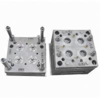 Multi-cavity Precision Injection Mould , Steel S136 Plastic Injection Moulding Manufactures