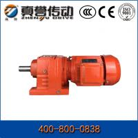 Parallel Shaft Helical Gear Motor Efficiency , Gear Reduction Motor Manufactures