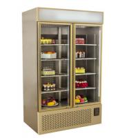 China Upright Display Freezer Supermarket Refrigerator Equipment on sale