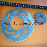 Motorcycle Chain and Sprocket Kits Manufactures