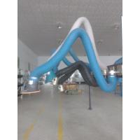 LB-JYB Flexible Wall Mounted Fume Extraction Arm, built in support structure dust collection arm Manufactures
