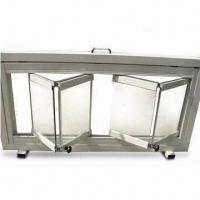 Aluminum Folding Window, Easy to Install, Customized Specifications are Welcome Manufactures