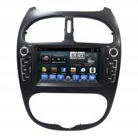 Bluetooth PEUGEOT Navigation System 6.2 Inch Touch Screen Android Autoradio GPS Unit Manufactures
