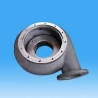 Custom Made Alloy Cast Iron Pump Part / Ductile Iron Casting Manufactures