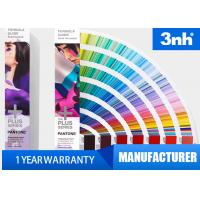 Coated / Uncoated CU Colour Shade Card Formula Guide With 1867 Colors Manufactures