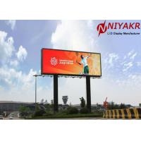 Super Bright Full Colour LED Display P10 Outdoor LED Screen DIP 1R1G1B Manufactures