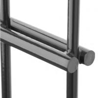 PVC Coated 2D Welded Wire Fence Panels Easy Installation With Low Maintenance Manufactures