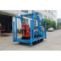 GYQ-200A Core Drilling Rig Soil Investigation Drilling Machine Hydraulic Chuck Light Weight Manufactures