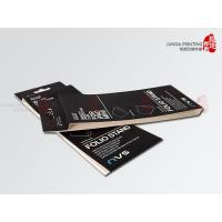 Custom Printing Paper Card , Printed Paper Card Printing With Hanger Manufactures