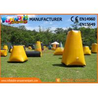Buy cheap Durable  Inflatable Paintball Games Paintball Balls Customized from wholesalers