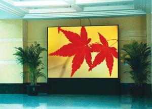 China Advertising Rear Service 1920Hz P4 Indoor Led Display on sale
