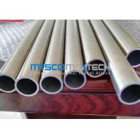 Buy cheap Seamless 18 BWG Bright Annealed Sanitary Tube , ASTM A269 Cold Drawn Tubing from wholesalers