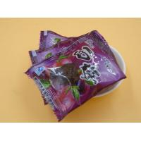 Eco - Friendly Nutrition Sweet Succade Black Color Dry Plum Snack Food Manufactures