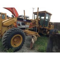 used motor grader Caterpillar 140H Manufactures