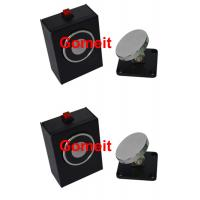 Wall Mounted 24v Electromagnetic Door Holder Low power consumption 86 x 70 x 43mm Manufactures