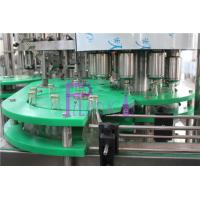 10000BPH 32 Heads Bottle Filling Machine For Pulling Cover Combined Type Manufactures