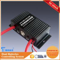 Dual Battery Isolation Controller 150A 24V For Car Or Ship Lead-acid And Lithium Battery Manufactures