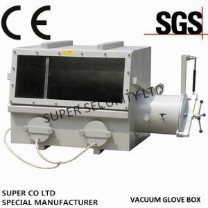 Vacuum Laboratory Glove Box PLC control for Universal Testing Manufactures