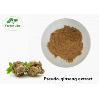 China Herb Medicine Plant Extract Powder Pseudo Ginseng Extract Brown Powder on sale