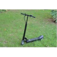 Teenager Park Amusement Foldable Electric Bike standing scooter of 160*48mm wheel for sale