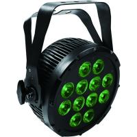 Zoom 12 * 10Watt LED Par Can Lights RGBWA + UV IP65 50 / 60Hz Manufactures