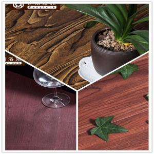 British Nostalgia Pattern/Interlock/Environmental Protection/Wood Grain PVC Floor(9-10mm) Manufactures