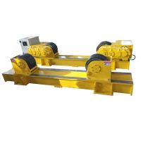 Auto Adjust Pipe Welding Equipment Conventional Rotator Pipe Turning Rolls Manufactures