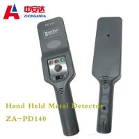 PD140 Hand Held Metal Detector Portable Gold Scanners For Safety Checking Manufactures