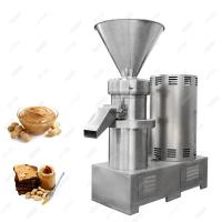 Industrial Price Almond Butter Grinder Making Machine India Peanut Butter Colloid Mill Manufactures