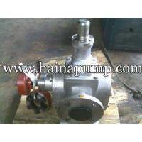 Buy cheap YCB stainless steel gear pump from wholesalers