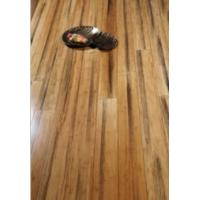 Strand woven bamboo flooring--black painting Manufactures